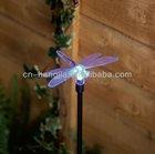 stainless steel Solar garden stick light