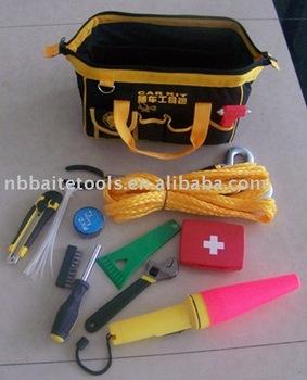 32pc Auto Emergency Tool Kit