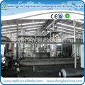 Residuos de neumáticos de reciclaje de maquinaria con CE / ISO vieja maquinaria de corte