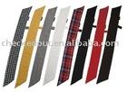 wool black neckerchief,cool neckerchief,jacquard knitting pattern scarf