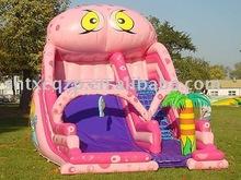octpus inflatable slide