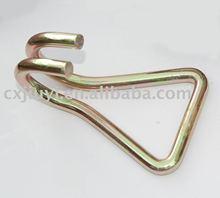 steel double hook