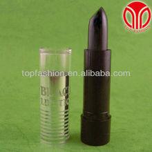 makeup black lipstick