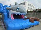 commercial grade cheap inflatable water slides for sale