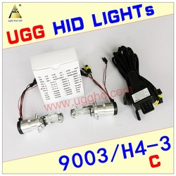 H4-3 Auto HID xenon light 24V