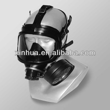 nature rubber,MF18C (left canister anti-mist)gas mask