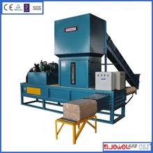 Rice husk,sawdust,peanut shell, cotton seeds press machine, sawdust compress bagging machine