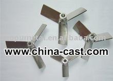 casting parts casting hardware Steel Impeller
