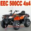 4x4 500cc Quad