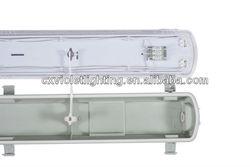 UL/CUL Listed Wet Location Fluorescent Light Fixture 2X28W