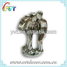 Ceramic Love Couple Figurines