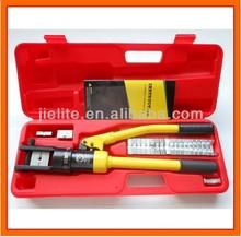 hydraulic crimping tool, hydraulic pliers, hydraulic crimping pliers