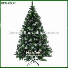 snow PVC & needle pine Christmas Tree