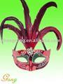 de plástico de moda la máscara de partido