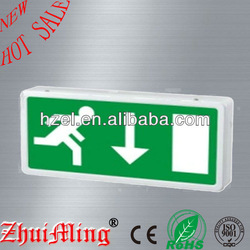 emergency led exit signal light SF108A