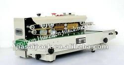 Continuous plastic bag heat sealer plastic film sealer FRD900