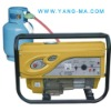 air cooled engine power portable 2kw netural gas generator