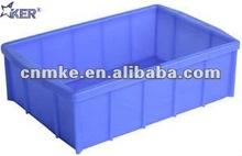 Plastic laundry basket/handle plastic basket/small plastic baskets