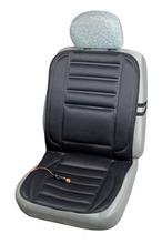 Plain fabric car seat heat cushion