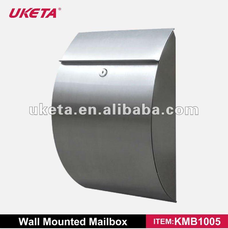 Wall Mailbox Wall Mounted Metal Mailboxes