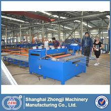 Zhongji filo macchina della maglia   3d pannelli di rete metallica macchina con ce