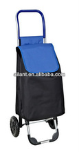 2015 newest folding shopping bag with wheels