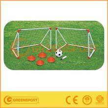 portable plastic soccer/football goal/gate