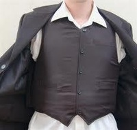 Body Armor-Antibullet vest for Army, Police, Security Staff