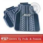 #41003 Blue Road Master Latex PVC car Floor Mat