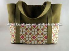 2012 New Design Canvas Cotton Bag
