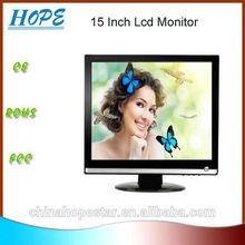 "15"" LCD display normal(4:3) / 15"" Lcd TV"