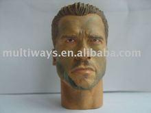 OEM soldiers action figure headsculpt (MW-AF1)
