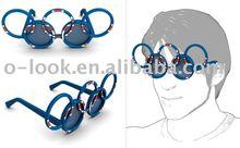 Novelty Olympic Sunglasses