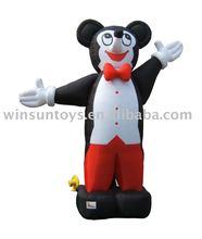 Inflatable cartoon toy,outdoor play cartoon