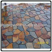 Nature meshwork paver slate