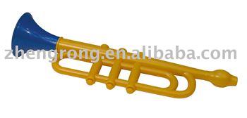 2013 Newest Style Plastic Trumpet