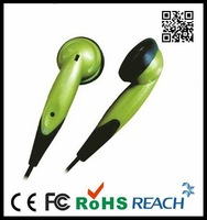 Earphone headphone,ear plug headphone for MP3/MP4