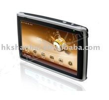 7.0-inch GPS Navigation WITH GSM AND TV