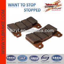 Hot sale semi-metallic brake part motorcycle brake cable