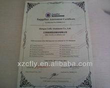 thin aluminum alloy sheet aa1050