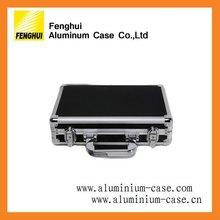 Black aluminum Gun Case