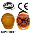 Trabajo ABS MSA, precio casco de seguridad, los trabajos de construcción estándar