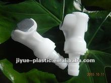 "1/4"" POM NBR plastic quick connect-hydraulic body"
