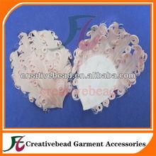 fashion natural feather headband/feather headbnad