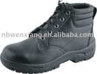 PU Sole Leather Upper Safety Shoes - Hot!