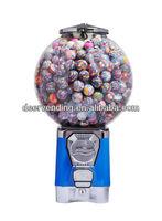 Big globe candy/gumball vending machine