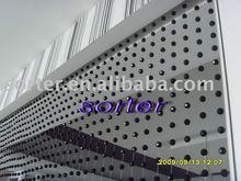 decorative pressed crystal beads