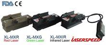 XunLei/Laserspeed Tactical plastic Gun Mounted Green Laser