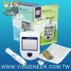 0.5 Blood volume medical diagnostic test glucose meter