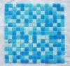 Glass Mosaic Swimming Pool Tile, Swimming pool SWP06